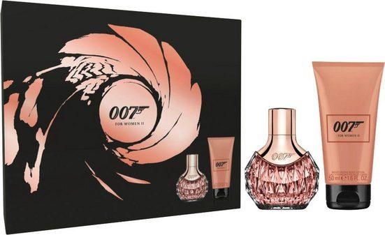 James Bond Geschenk-Set »Women II«, 2-tlg.