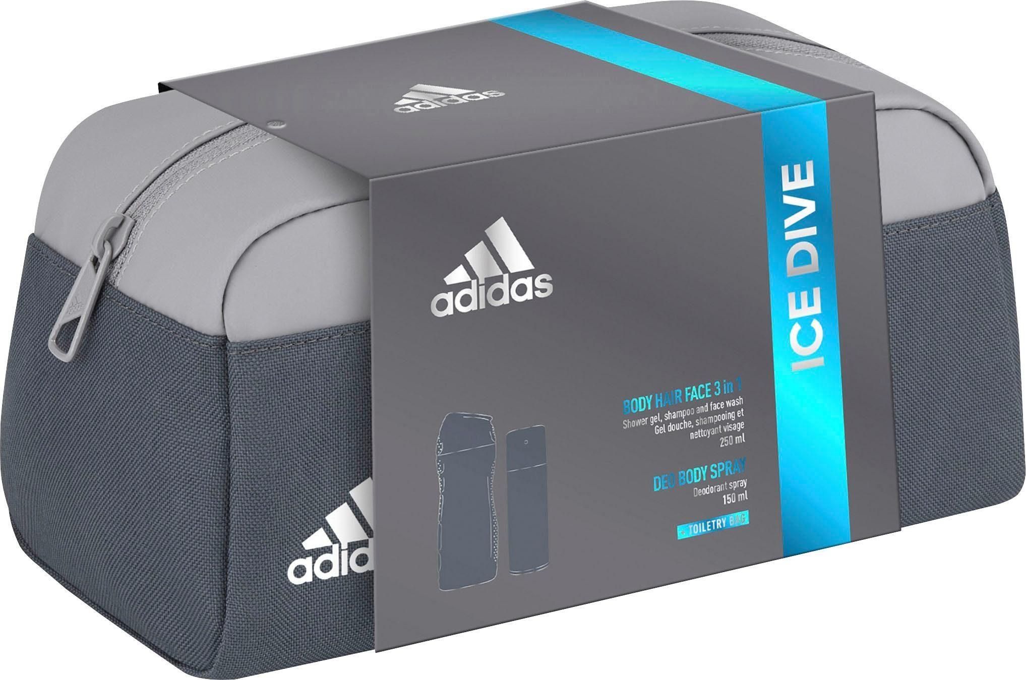 adidas Performance Geschenk Set »Ice Dive«, Set, 2 tlg. online kaufen | OTTO