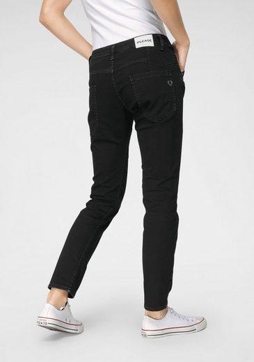 Please Jeans 5-Pocket-Jeans »P85A« Black Denim