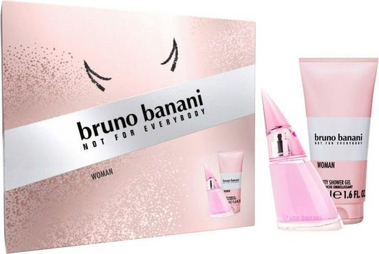 Bruno Banani Geschenk-Set »Woman«, 2-tlg.
