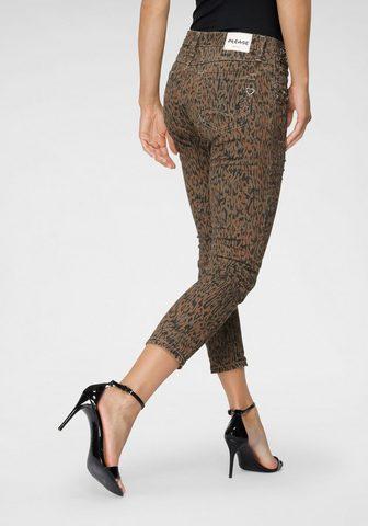 Please джинсы 7/8 брюки »P1ZZ&la...