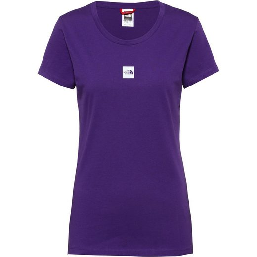 The North Face T-Shirt »Fine«