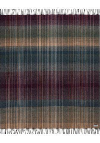 BIEDERLACK Vilnonis užklotas »Striped Check«