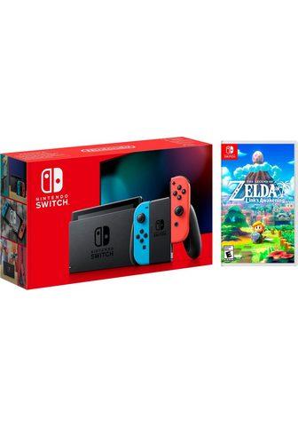 NINTENDO SWITCH Nintendo Šakotuvas 32 GB (neues Modell...