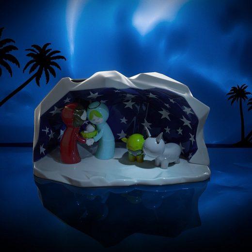 Alessi Alessi Weihnachtskrippe 'Happy Eternity Baby'
