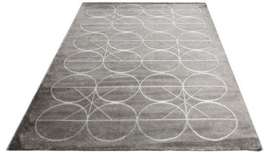 Teppich »Maura«, Leonique, rechteckig, Höhe 12 mm