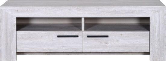 Exes Lowboard »NEVA«, Maße 150/45/50 cm
