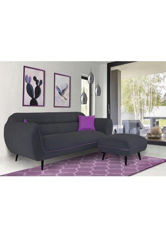 INOSIGN Trivietė sofa »Toscania«