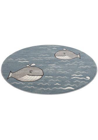 LÜTTENHÜTT Vaikiškas kilimas »Whale« Lüttenhütt o...