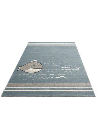 LÜTTENHÜTT Vaikiškas kilimas »Whale« Lüttenhütt r...