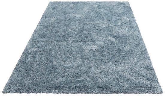 Hochflor-Teppich »Menka«, andas, rechteckig, Höhe 30 mm, Wohnzimmer