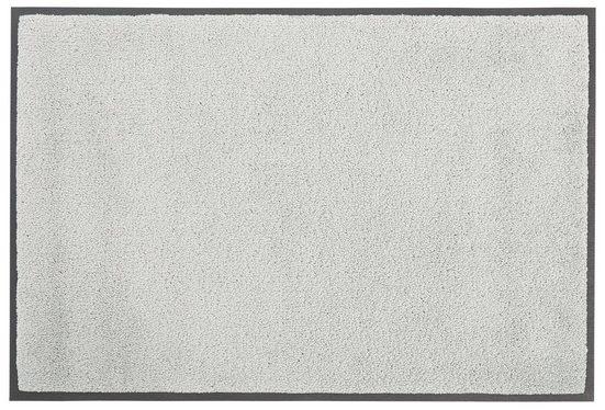 Fußmatte »Lavea«, DELAVITA, rechteckig, Höhe 9 mm, In- und Outdoor geeignet, Uni Schmutzfangmatte