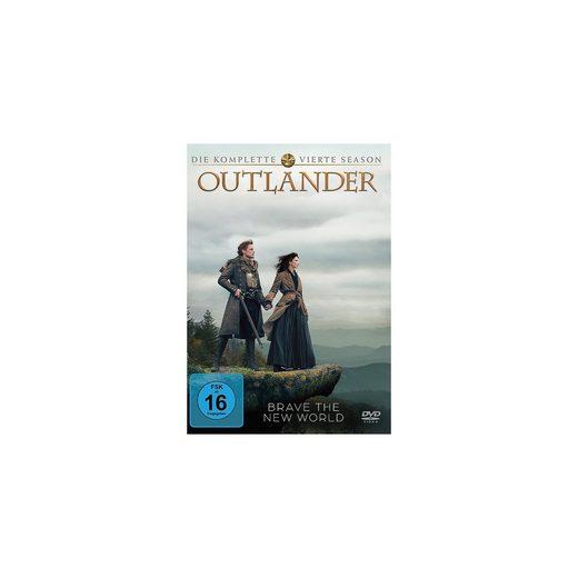 Sony DVD Outlander - Season 4 (5 DVDs)