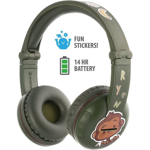 BuddyPhones Play, grün