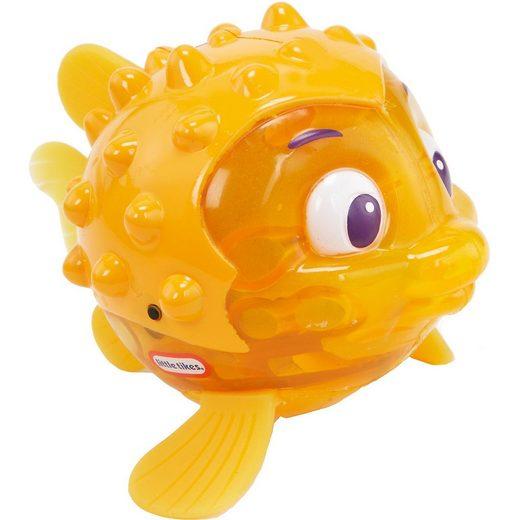 Little Tikes® Sparkle Bay Funkel-Kugelfisch - gelb