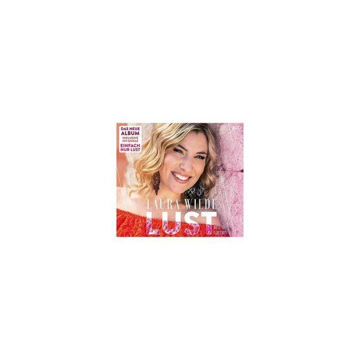 CD Laura Wilde - Lust (Deluxe Edition)