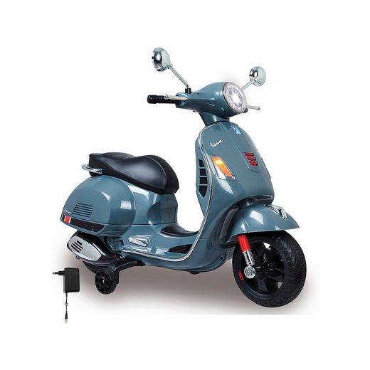 Jamara Ride-on Vespa grau 12V