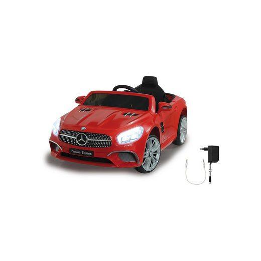 Jamara Ride-on Mercedes-Benz SL 400 rot 12V