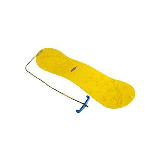 Jamara Snow Play Snowboard 72cm gelb