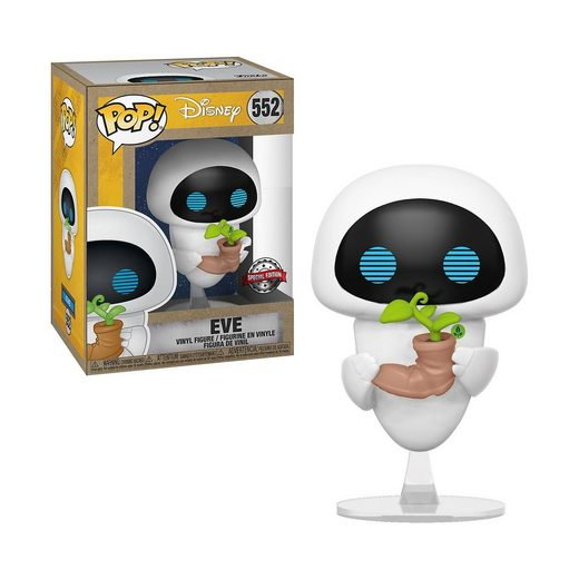 Funko POP!: Wall-E - Earth Day Eve with boot - Exklusiv bei myToys