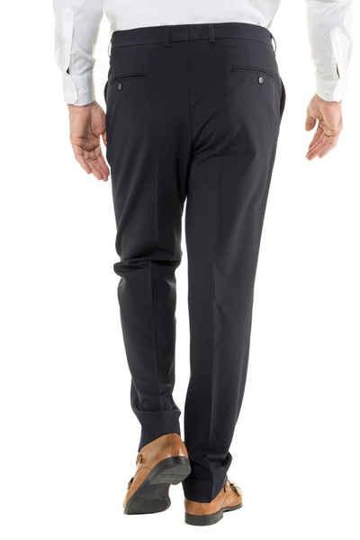 JP1880 5-Pocket-Hose bis 72, Business-Hose, Flatfront Hose Zeus, Schnurwoll-Qualität, Knitterfrei, Pflegeleicht
