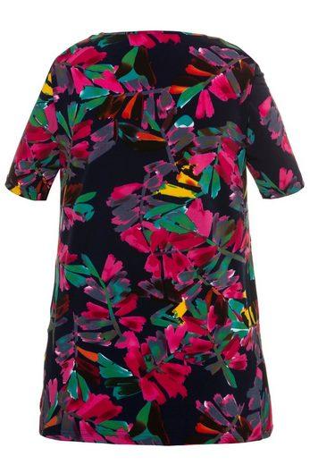 Ulla Popken Oversize-Shirt Longshirt