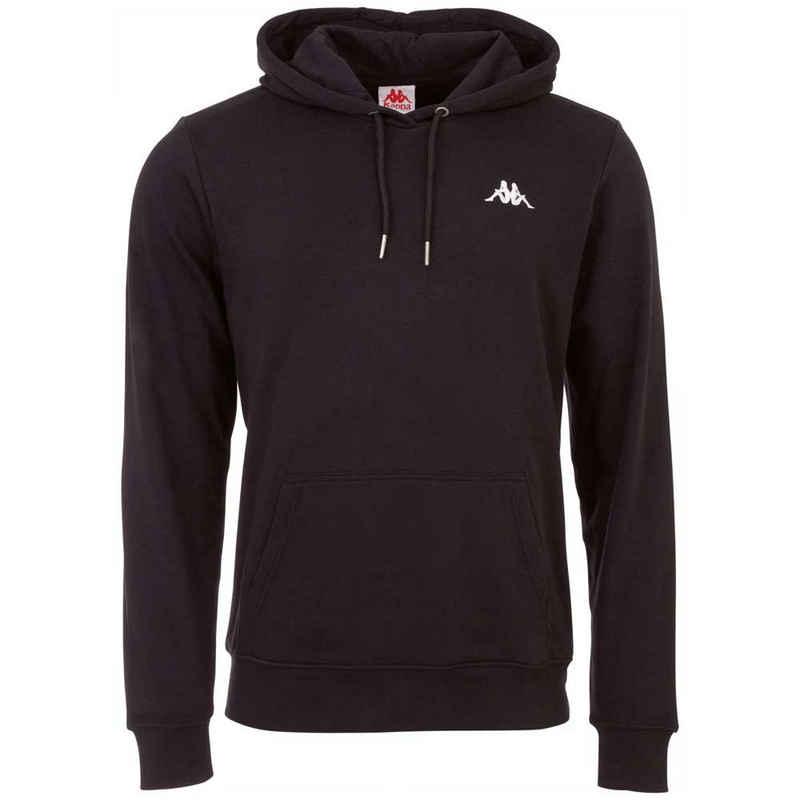 Kappa Kapuzensweatshirt »AUTHENTIC VEND« mit Kängurutasche