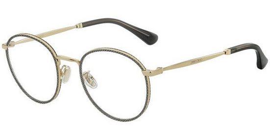 JIMMY CHOO Damen Brille »JC251/G«