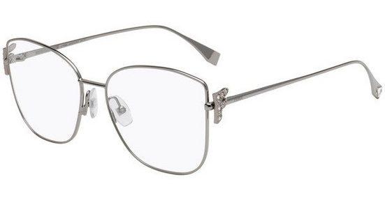 FENDI Damen Brille »FF 0390/G«
