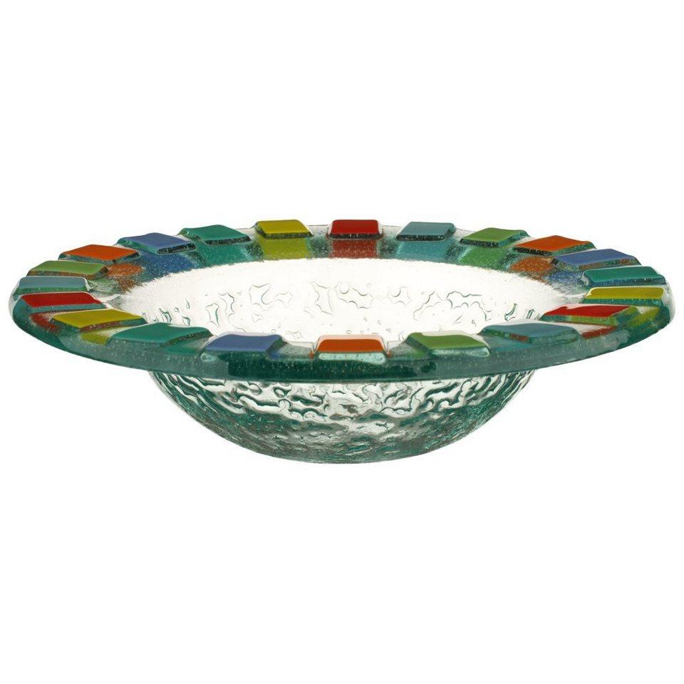 VILLEROY & BOCH Schale rund 19,5cm »Twist Alea Vitrum« in dekoriert