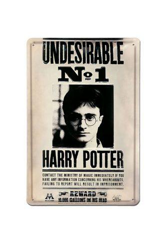 LOGOSHIRT Paveikslas su Harry Potter-Motiv
