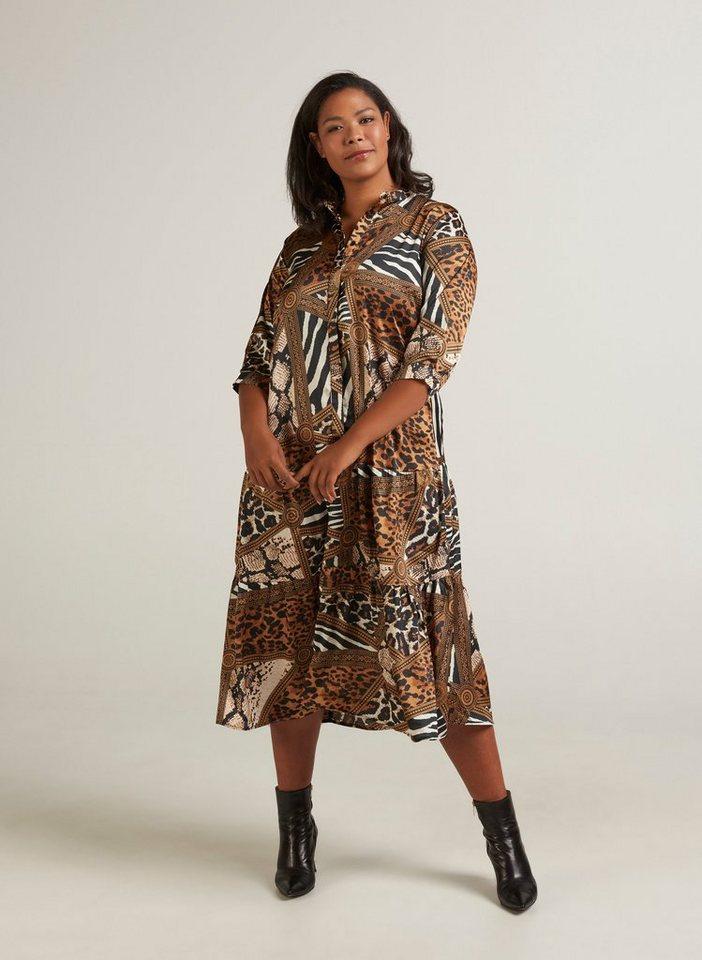 Festtagsmode - Zizzi Abendkleid ›  - Onlineshop OTTO