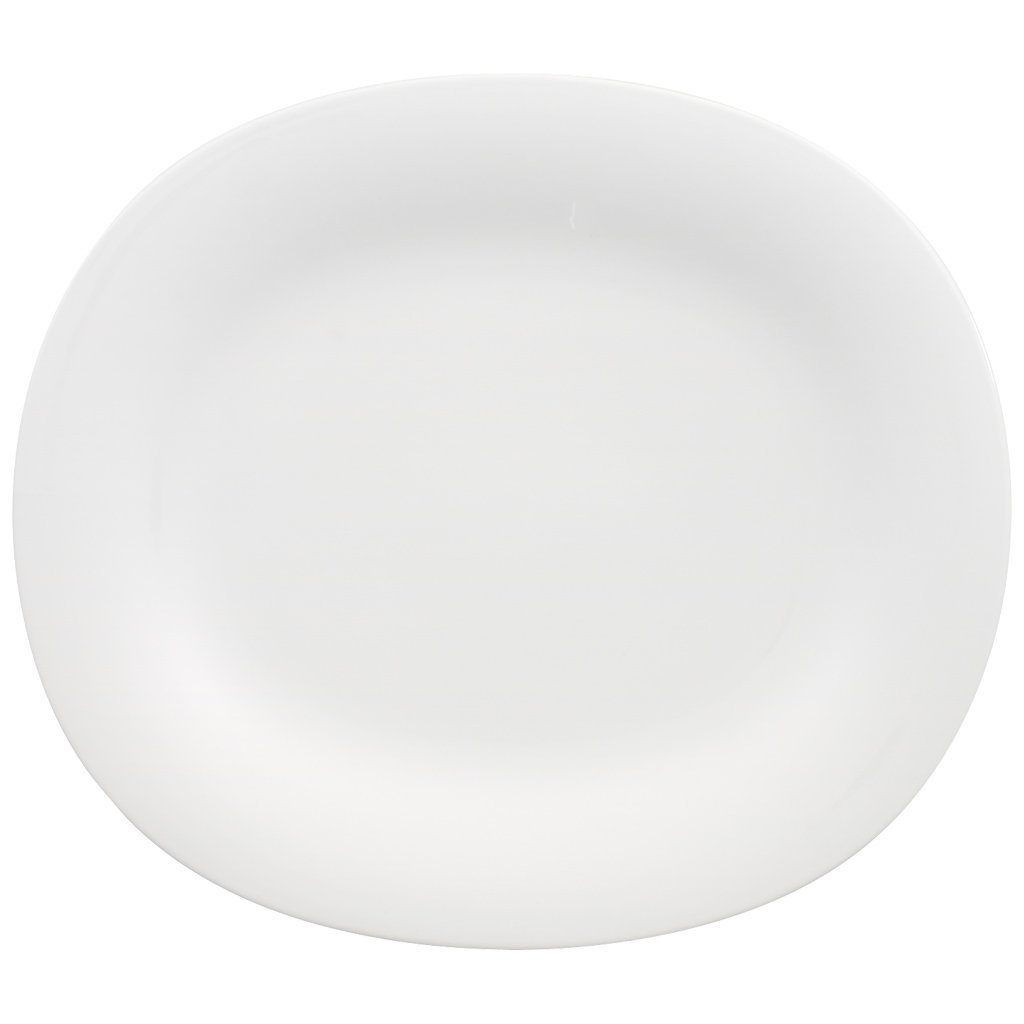 Villeroy & Boch Speiseteller oval flach 29x25cm »New Cottage Basic«