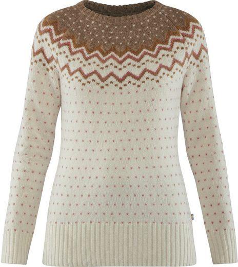 Fjällräven Pullover »Övik Knit Sweater Damen«