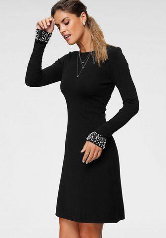 BRUNO BANANI Megzta suknelė