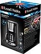 RUSSELL HOBBS Filterkaffeemaschine Velocity 24050-56, 1,25l Kaffeekanne, 1x4, Digitale Glas-Kaffeemaschine, Bild 11