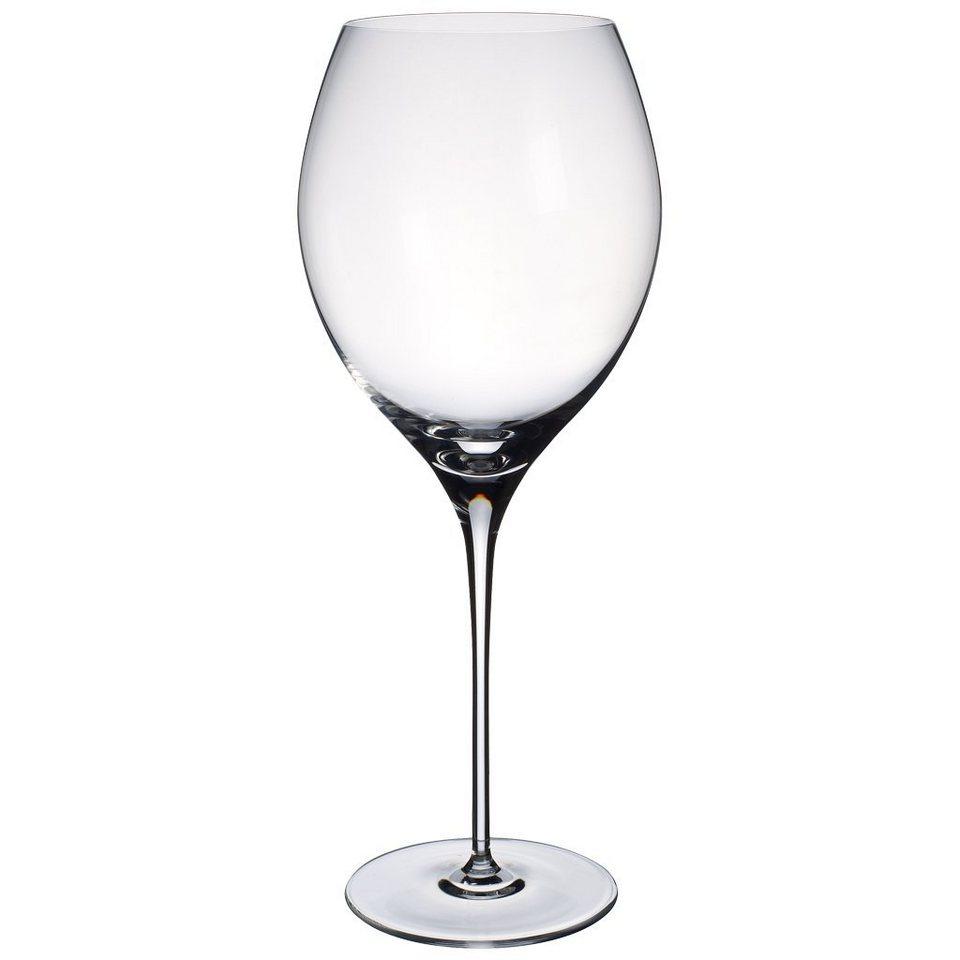 VILLEROY & BOCH Bordeaux Grand Cru 294mm »Allegorie Premium« in Weiss