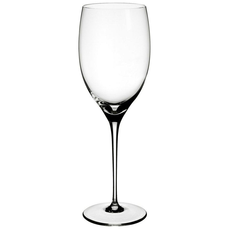 VILLEROY & BOCH Chardonnay / Weißwein classic 248mm »Allegorie Premium« in Weiss