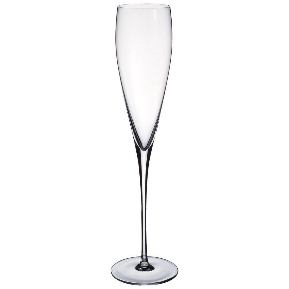 VILLEROY & BOCH Champagner 300mm »Allegorie Premium« in Weiss