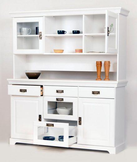 Home affaire Sideboard »Ruegen«, Breite 145 bzw. 180, Höhe 85 cm
