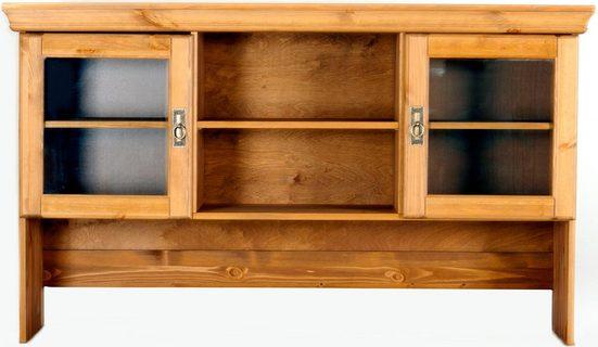 Home affaire Aufsatzschrank »Ruegen« passend zum Sideboard Ruegen, nur der Aufsatz