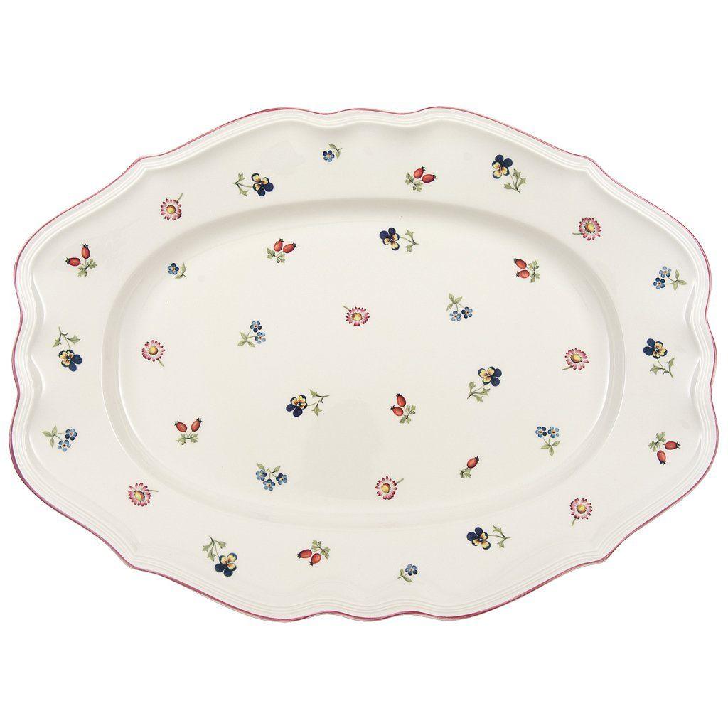 VILLEROY & BOCH Platte oval 44cm »Petite Fleur«