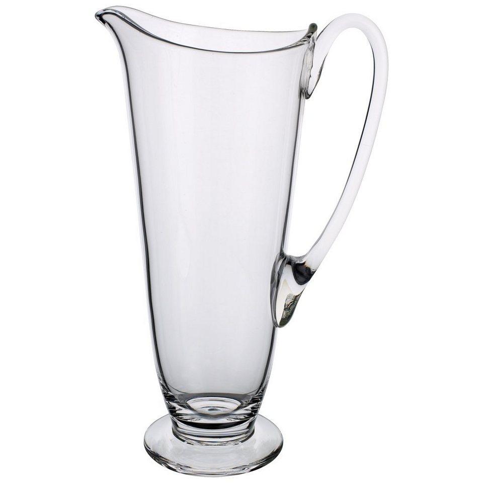 VILLEROY & BOCH Wasser-/Saftkrug 302mm »Vinobile Krüge« in Weiss