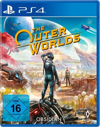 Outer Worlds PlayStation 4