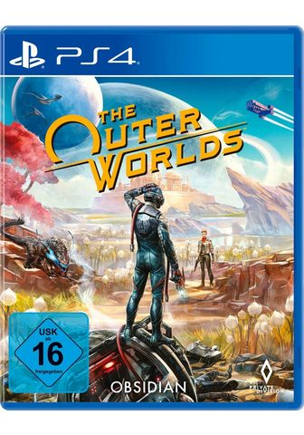 TAKE 2 Outer Worlds PlayStation 4