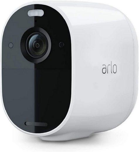 ARLO »Kabellos,WLAN, 1080p,Farbnachtsicht,2-Wege Audio« Überwachungskamera (Außenbereich, Innenbereich, 1-tlg., Essential Spotlight Überwachungskamera)