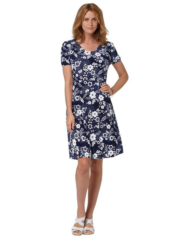 ambria -  Druckkleid »Jersey-Kleid«