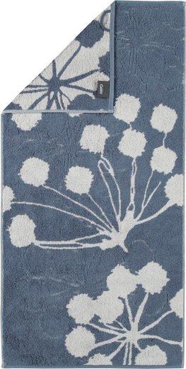 Badetuch »Cottage Floral«, Cawö, mit floralem Print
