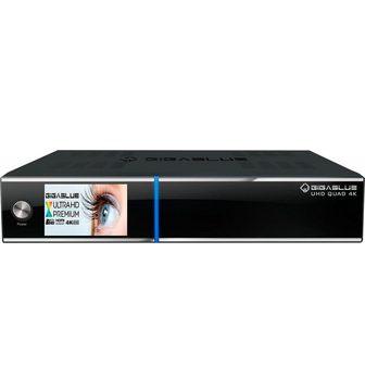 »UHD Quad 4K« DVB-T2 HD пр...