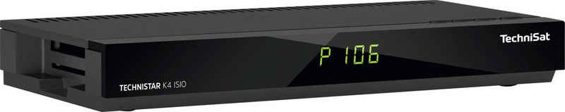 TechniSat »K4 ISIO« Kabel-Receiver (LAN (Ethernet)